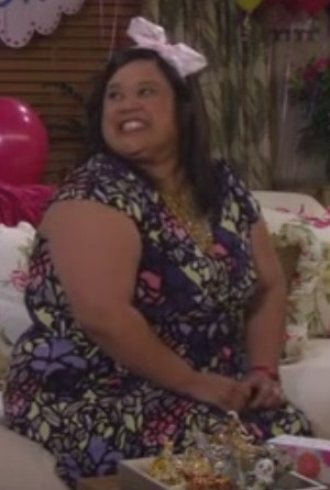 Barney dating Patrice