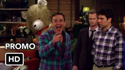 """HIMYM 8x04 Promo """"Who Wants To Be A Godparent"""" (HD)"""