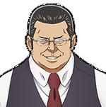 Kiyoshi Baba mugshot