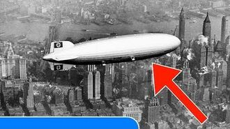 25 RARE Historical Photos of Airships Blimps and Graf Zeppelin