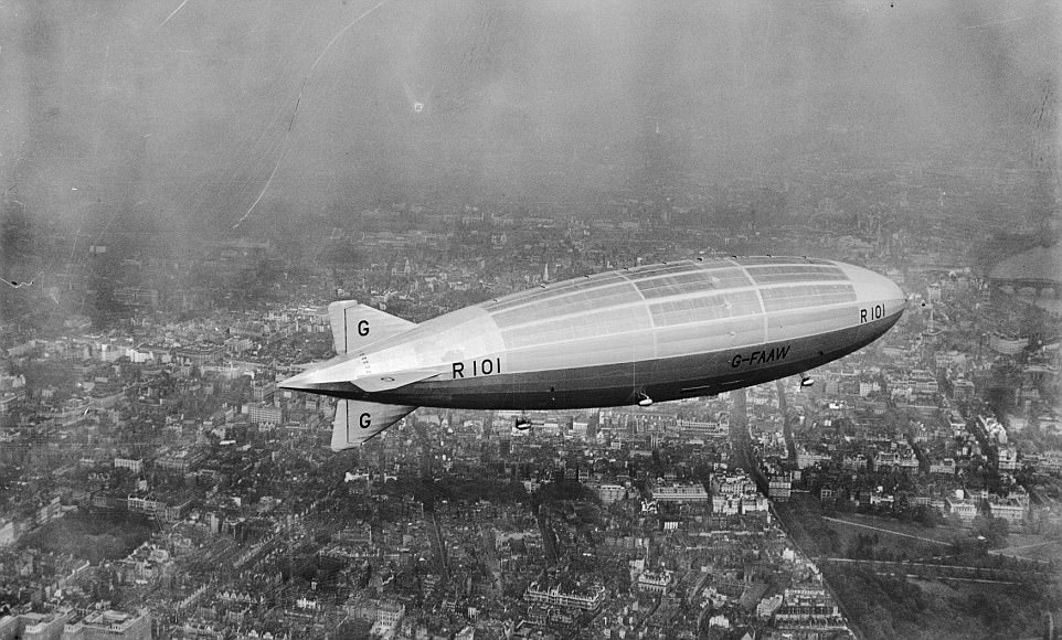 R101 | Hindenburg Wiki | Fandom