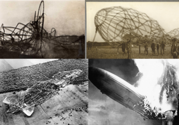 Hydrogen Airship Disasters