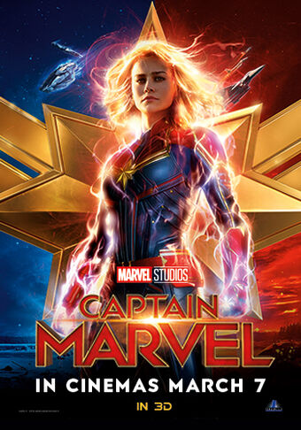 Captain Marvel Film Hindi Dubbing Wiki Fandom