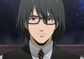 Tsuji Kirihito Anime