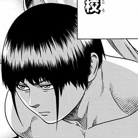 Enoki Shintarou in the manga.