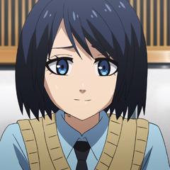 Saki's alternate profile.