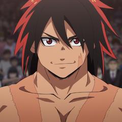 Ushio Hinomaru's profile.