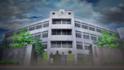 Ishigami High School Anime