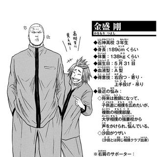 Kanamori Tsuyoshi's stats.