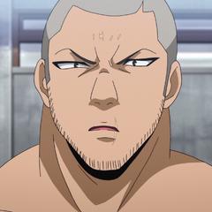 Kanamori Tsuyoshi profile.