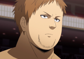 Sawai Rion Anime