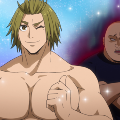 Keiichi becomes aggravated by Mizuki's layabout attitude.