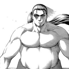 Kuze Sosuke in the manga.