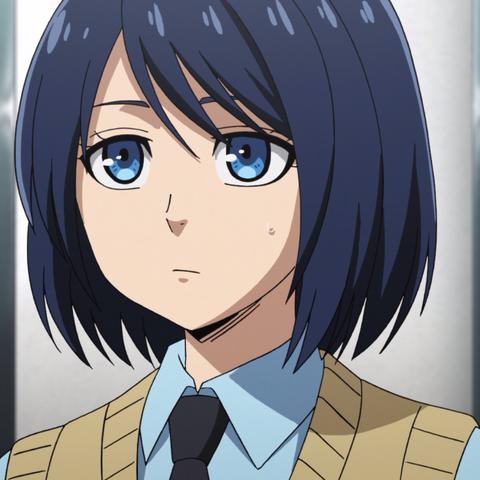 Tennōji Saki profile.