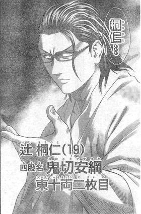 Tsuji Kirihito Post Timeskip