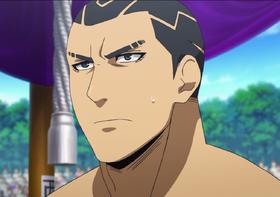 Araki Gennosuke Anime