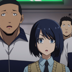 Saki and her club shocked at their team's lost.