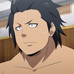 Terahara Takuya in the anime.