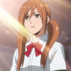 Reina realizes her love for Hinomaru's sumo.