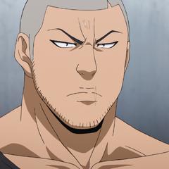 Kanamori Tsuyoshi alternate profile.