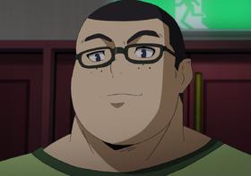 Sanada Yuuki Anime