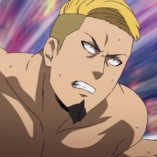 Sera Takumi's face.