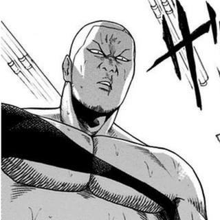 Kanamori Tsuyoshi in the manga.