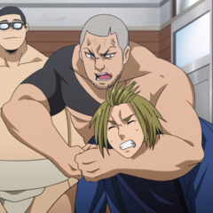 Tsuyoshi disciplines Mizuki for missing practice.