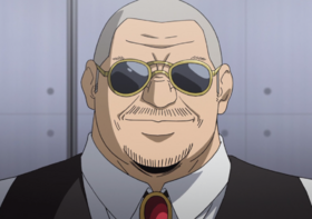 Shibakiyama Akio Anime