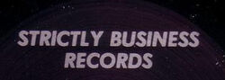 Strictly Business Records