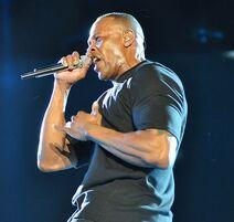 Dr. Dre at Coachella 2012