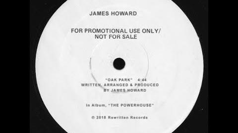 James Howard - Oak Park (Audio)