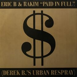 Paid in Full song