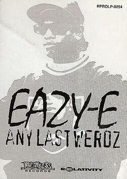 Any Last Werdz