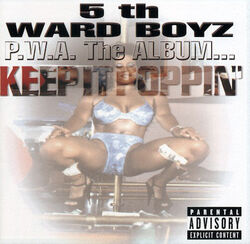P.W.A. the Album… Keep It Poppin'