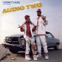 I Don't Care The Album