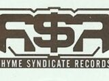 Rhyme $yndicate Records
