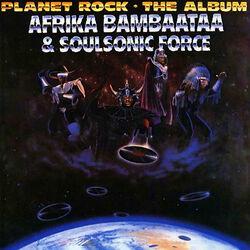Planet Rock - The Album