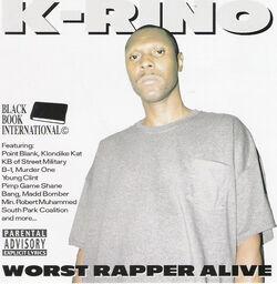 Worst Rapper Alive