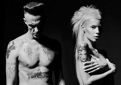Die Antwoord – Band-2