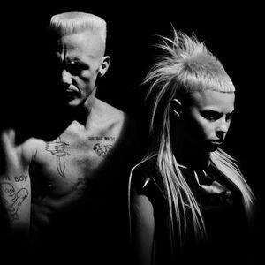 Die Antwoord – Band-1