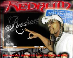 RedruM781 - BLOOD MODULE MIXTAPE (INGLEWOOD, 2009)