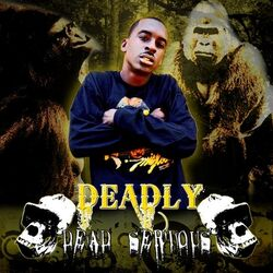 DEADLY Deadly Serious-front-large