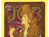Art Nouveau and hippie art