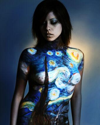 Body Painting Hippie Wiki Fandom