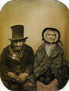1860 Anonyme Un vétéran et sa femme Ambrotype.jpg
