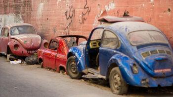 Nablus West Bank VWs