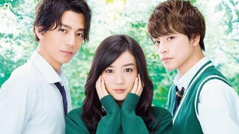 Hirunaka no Ryuusei Live Action Trailer