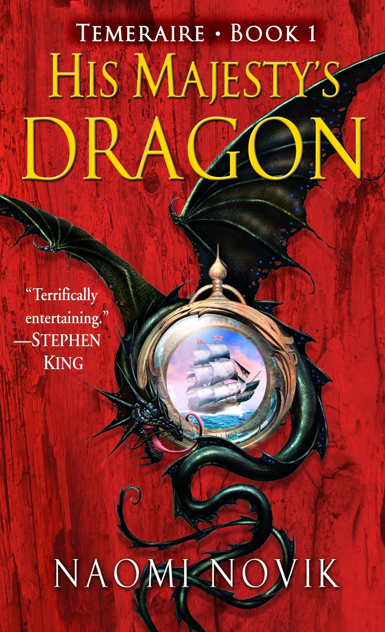 Image result for his majesty's dragon temeraire