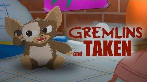 Movie Mash Gremlins and Taken